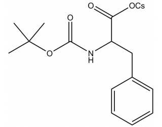 [building-blocks] N-(tert-Butyloxycarbonyl)-phenylalanine cesium salt