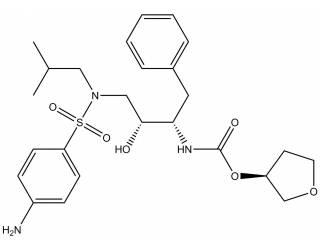 [reference-standards] Amprenavir