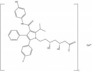 [metabolites] p-Hydroxyatorvastatin calcium salt