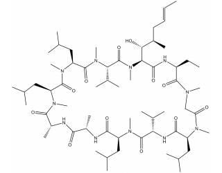 [references-standards] Cyclosporin A