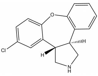 [metabolites] N-Desmethylasenapine, racemic mixture