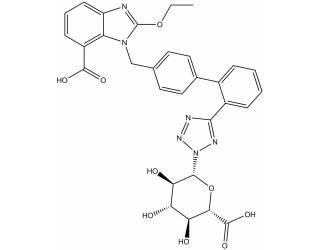 [metabolites] Candesartan N2-glucuronide
