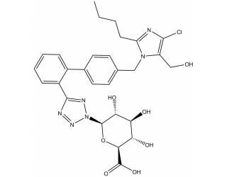 [metabolites] Losartan N2-glucuronide