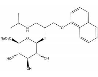 [metabolites] Propranolol glucuronide sodium salt