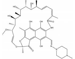 [metabolites] 25-O-Desacetylrifampicin
