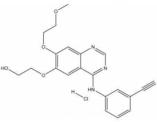 [metabolites] O-Desmethylerlotinib hydrochloride salt