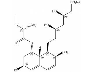 [metabolites] Pravastatin sodium salt