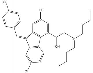 [reference-standards] Lumefantrine