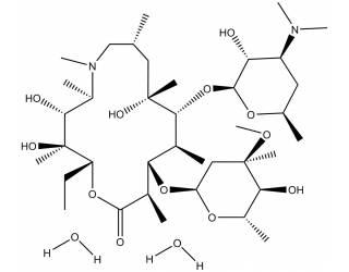 [reference-standards] Azithromycin dihydrate