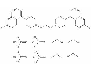 [reference-standards] Piperaquine tetraphosphate  salt tetrahydrate
