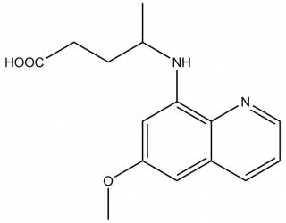 [reference-standards] Carboxyprimaquine