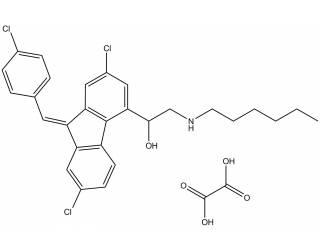 [reference-standards] Lumefantrine analog oxalate salt