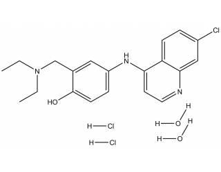 [reference-standards] Amodiaquine dihydrochloride salt dihydrate