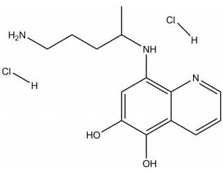 [metabolites] 5-Hydroxy-6-desmethylprimaquine dihydrochloride salt