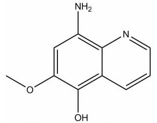 [metabolites] 8-Amino-6-methoxyquinolin-5-ol