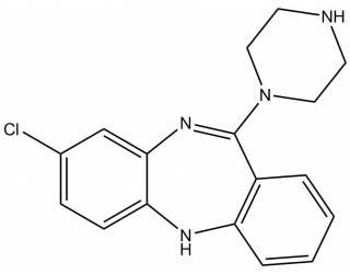 [metabolites] N-Desmethylclozapine