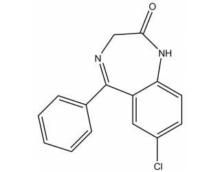 [metabolites] Nordiazepam