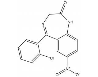 [reference-standards] Clonazepam