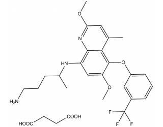 [reference-standards] Tafenoquine succinate  salt