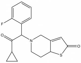 [metabolites] Prasugrel inactive metabolite