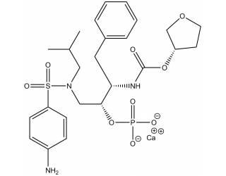 [reference-standards] Fosamprenavir calcium salt