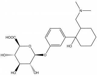 [metabolites] O-Desmethyltramadol-β-D-glucuronide