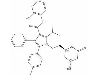 [metabolites] o-Hydroxyatorvastatin lactone