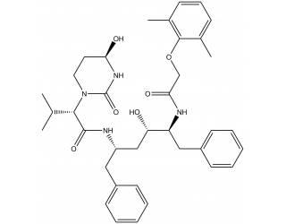 [metabolites] Lopinavir metabolite M-3/M-4