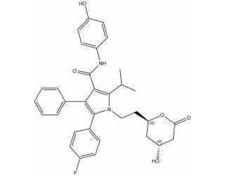 [metabolites] p-Hydroxyatorvastatin lactone