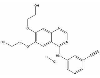[metabolites] O-Didesmethylerlotinib hydrochloride salt
