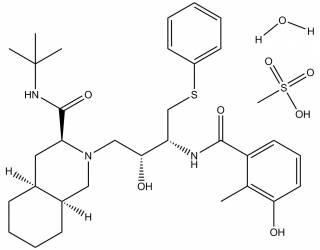 [reference-standards] Nelfinavir mesylate salt monohydrate