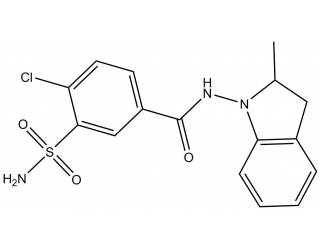 [reference-standards] Indapamide, racemic mixture