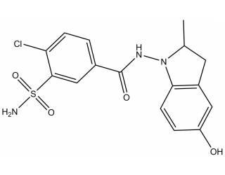 [metabolites] 5-Hydroxyindapamide, racemic mixture
