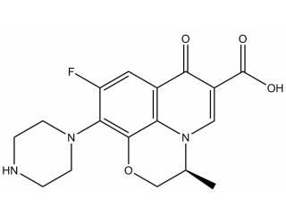 [metabolites] Desmethyl-levofloxacin