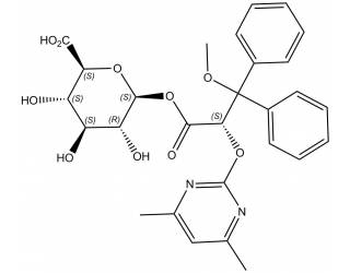[metabolites] Ambrisentan acyl-β-D-glucuronide
