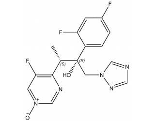 [metabolites] Voriconazole N-oxide