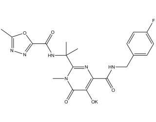 [reference-standards] Raltegravir potassium salt