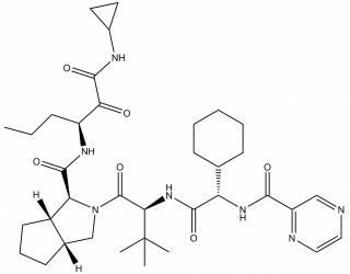 [reference-standards] Telaprevir