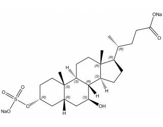 [reference-standards] Ursodeoxycholic acid 3-sulfate disodium salt