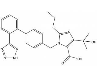 [reference-standards] Olmesartan acid