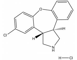 [metabolites] N-Desmethylasenapine hydrochloride salt, racemic mixture