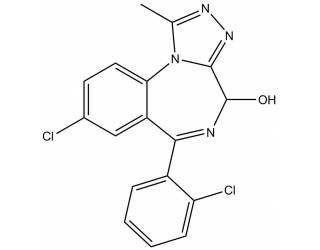 [reference-standards] 4-Hydroxytriazolam