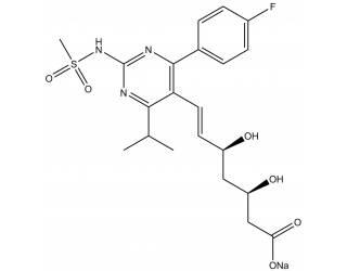 [metabolites] N-Desmethylrosuvastatin sodium salt