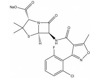 [reference-standards] Flucloxacillin sodium salt