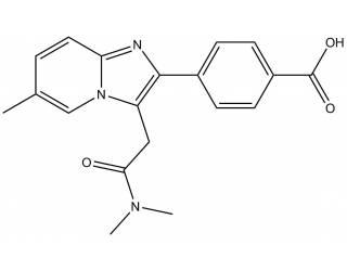 [metabolites] Zolpidem phenyl-4-carboxylic acid
