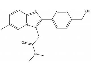 [metabolites] Zolpidem 4-benzylalcohol