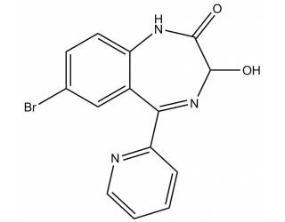 [metabolites] 3-Hydroxybromazepam