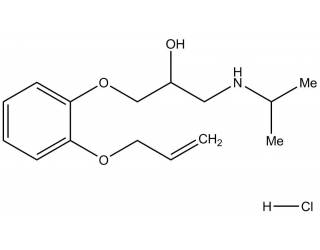 [reference-standards] Oxprenolol hydrochloride salt