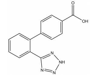 [metabolites] 2'-(2H-Tetrazol-5-yl)-[1,1'-biphenyl]-4-carboxylic acid