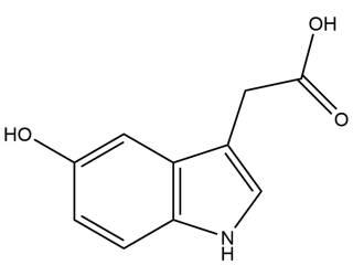 [metabolites] 5-Hydroxyindoleacetic acid